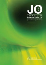 Journal of Osseointegration